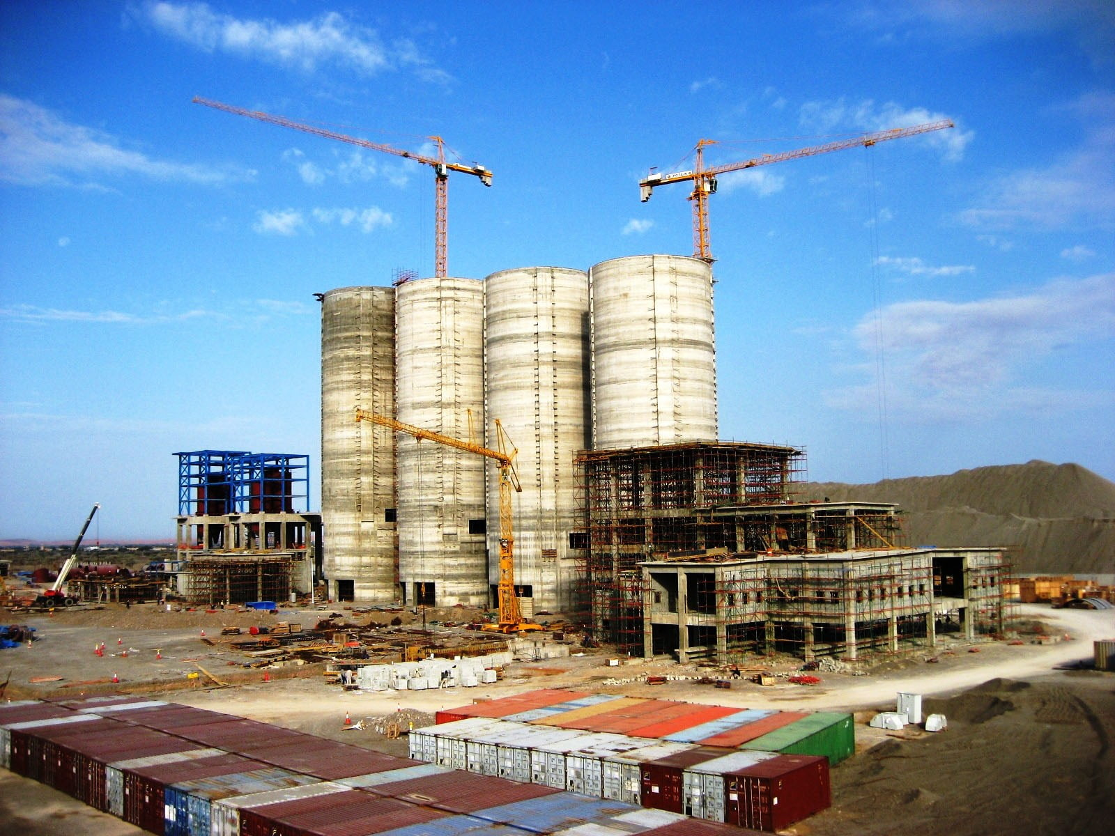 cement-factory-silo-by-slip-formwork-system